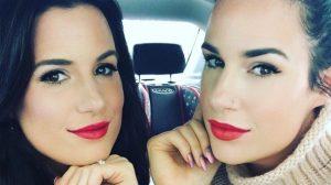 Christina and Jessica
